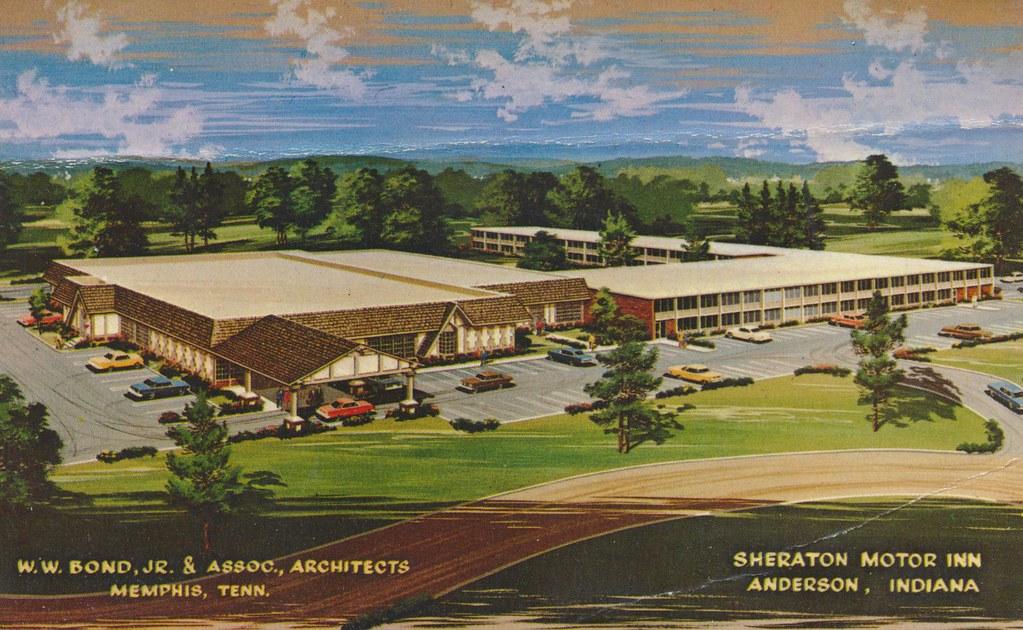 Sheraton Inn - Anderson, Indiana