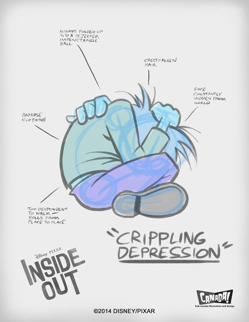 portaryal of depression suicide in film guidelines