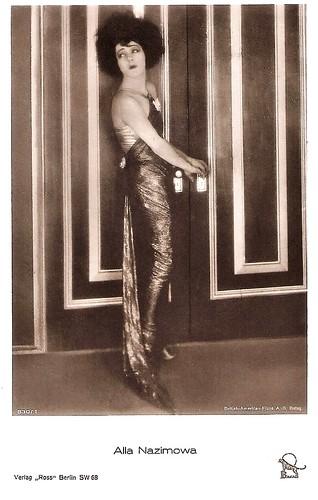 Alla Nazimova in Camille (1921)