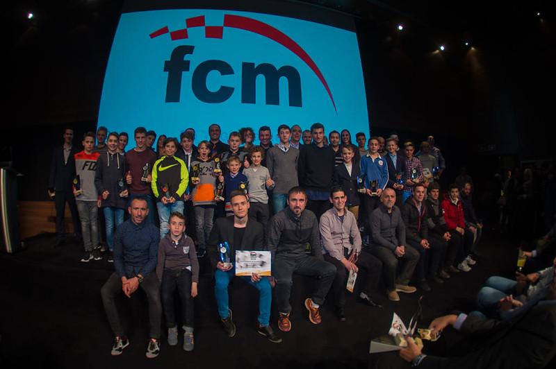 Gala de Premios FCM 2016