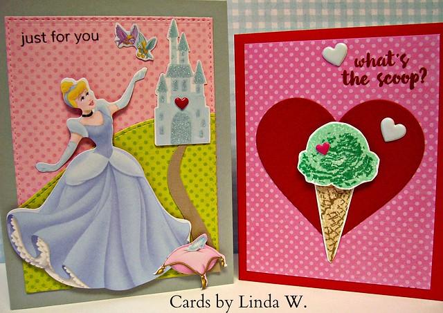Cinderella and ice cream