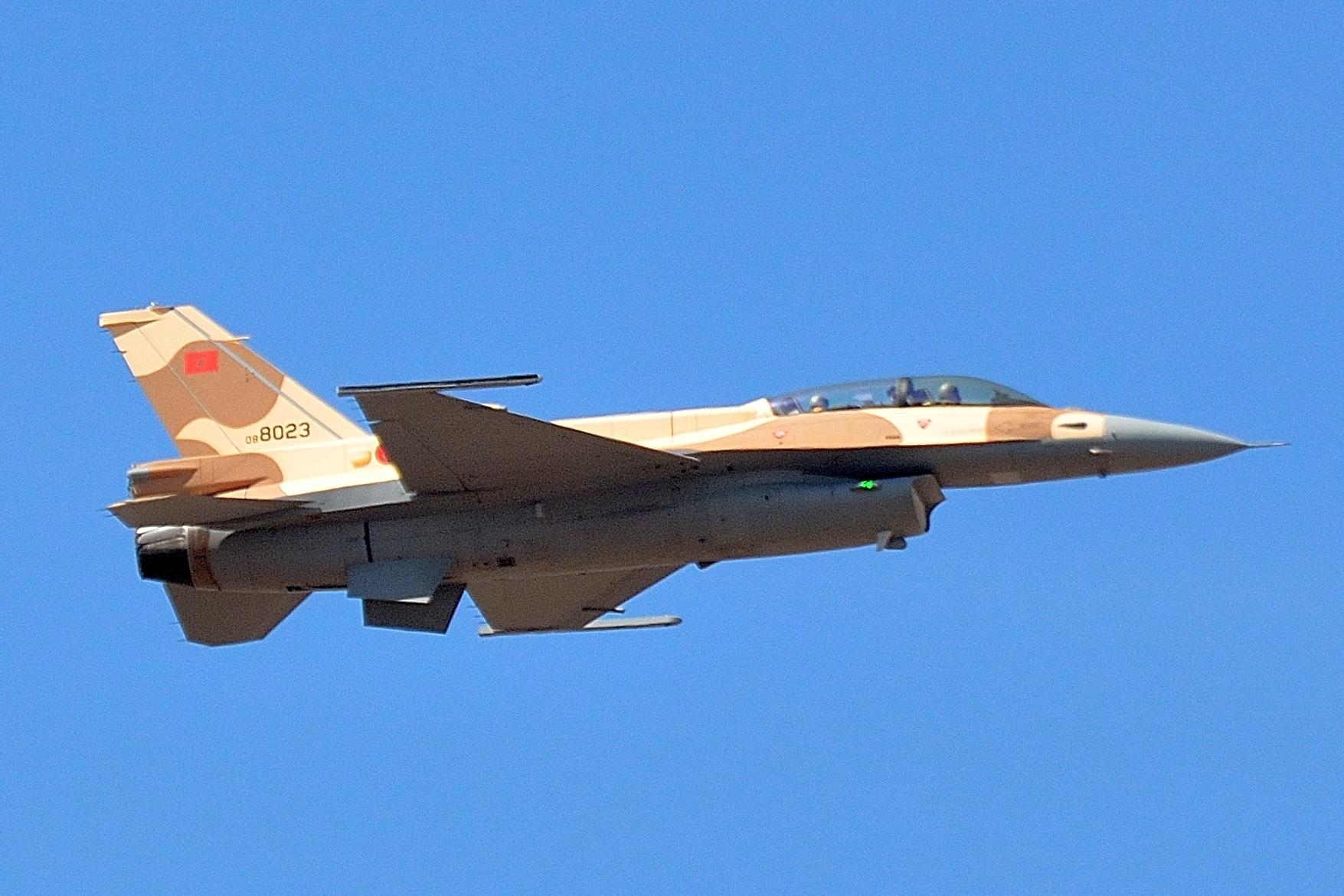 Moroccan F-16 Atlas Falcon / RMAF F16 block 52+ - Page 31 32173530810_f05f18bbfc_o