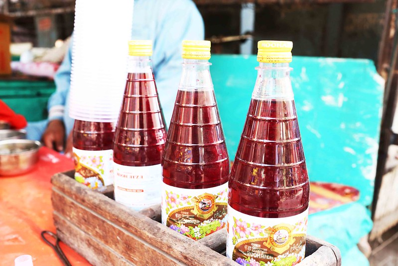City Food - Muhammed Rafi's 40-Year-Old Rooh Afza Drink Stall, Turkman Gate