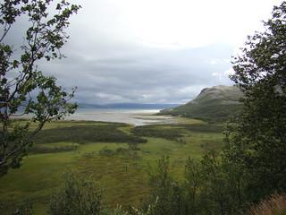 Porsangen fjord 1
