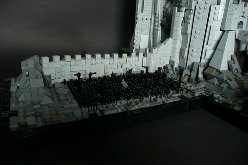 The Lord of the Rings- The Battle of Helm's Deep