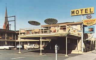 Oregon Motor Motel The Dalles Or