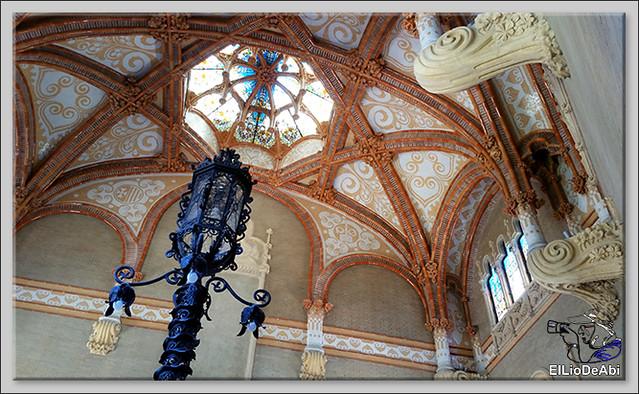 Que ver en el Recinto Modernista de la Santa Creu y Sant Pau 9
