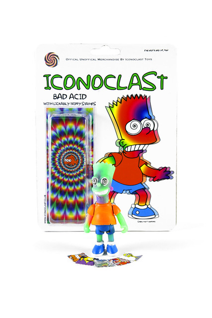 Bad Acid by MannyX – Iconoclast Toys