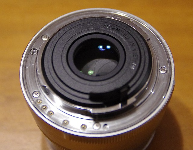 Vends mon 70mm DA Limited Silver ( version 1) à 450€ 18316549623_887be86f24_z