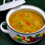 A2b style sambar