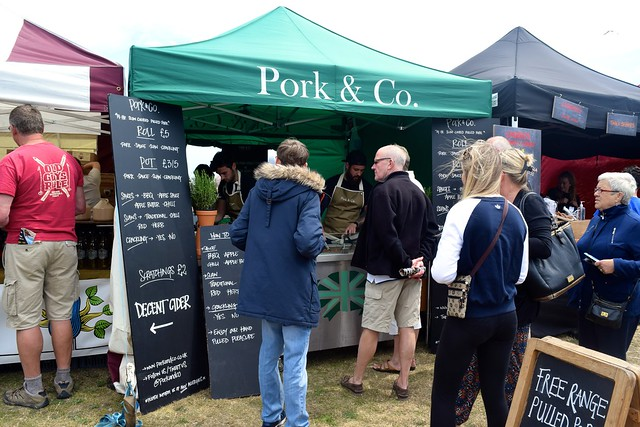 Pork & Co. at Walmer Food Festival
