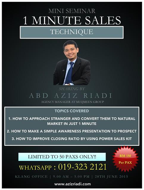 Mini Seminar Poster