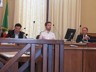 Conversano- Giuseppe D'Ambruoso Presidente del Consiglio Comunale