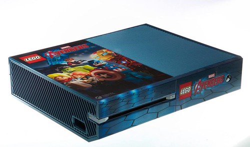 LEGO Marvel's Avengers Xbox One SDCC Collectible Console
