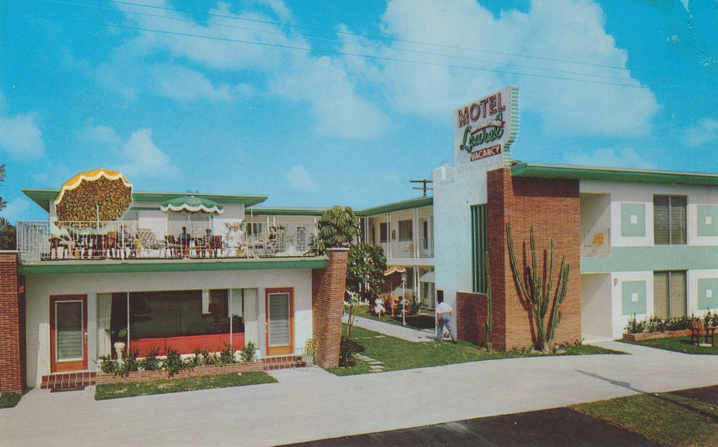 Motel Laurel - Miami, Florida