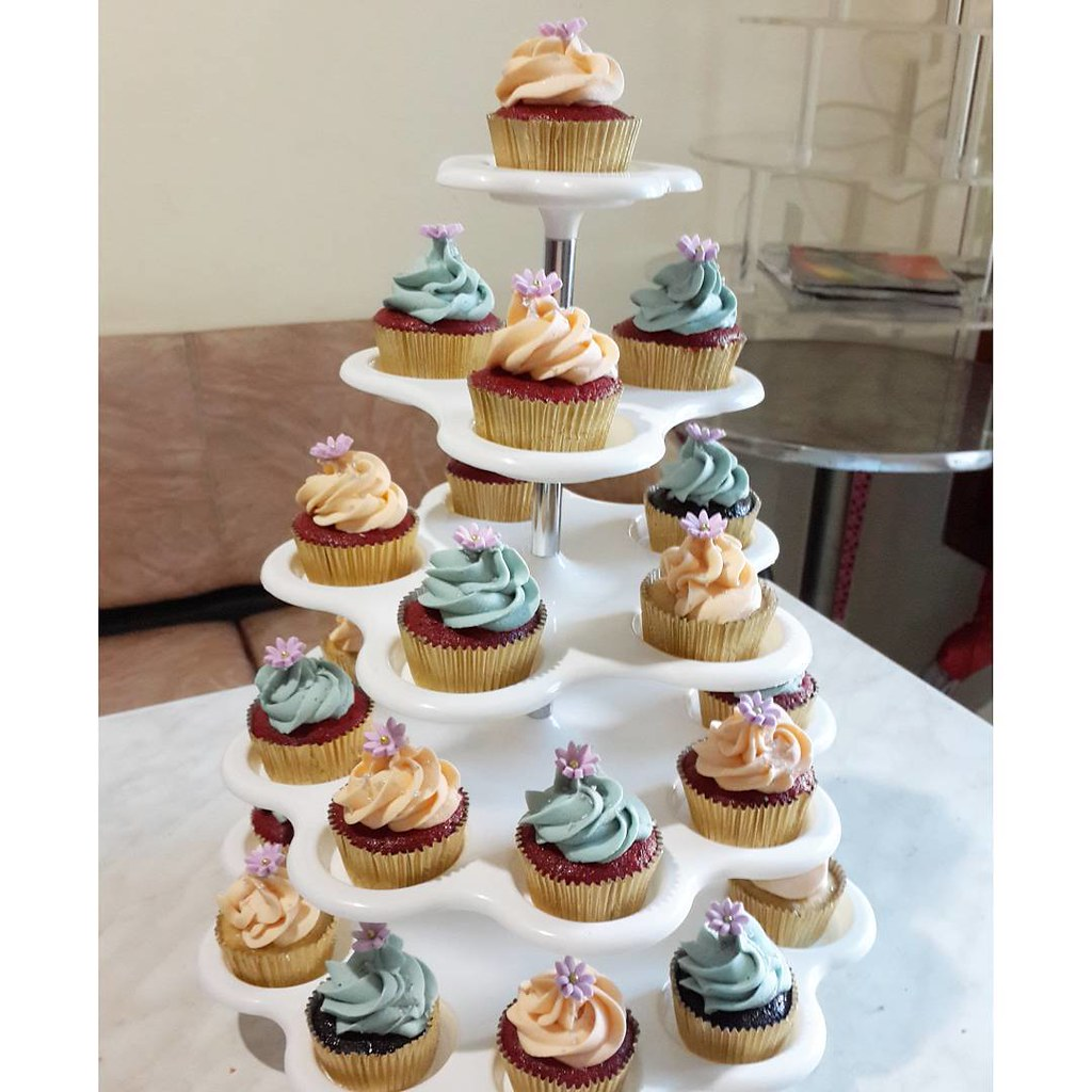 lovely mini cupcakes tower for bridal shower cupcakes cupcake wedding bridalshower