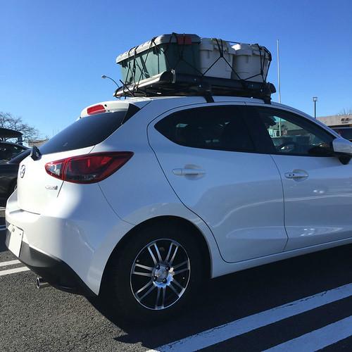 DJ5FS Mazda 2 Demio