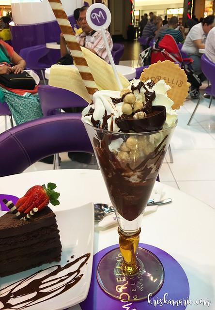 Morelli's Gelato, Dubai Mall