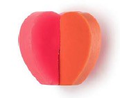 Lush two hearts