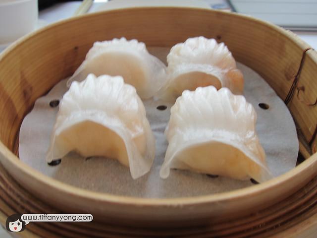 天一酒家 TIEN YI Shrimp dumpling