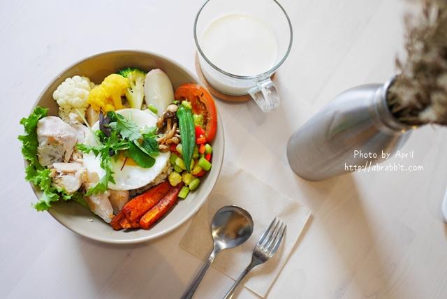 [台中]BOWL Fast Slow Food--健康少油料理、果昔專賣,清爽健康無負擔!@中興四巷 西區 勤美
