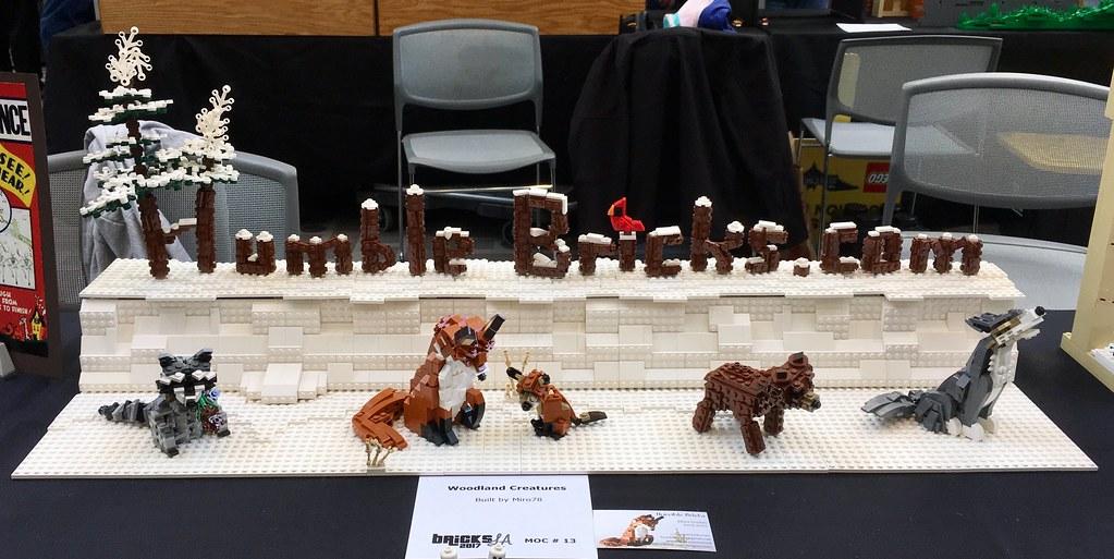 Το Ζωικό Βασίλειο από LEGO  - Σελίδα 7 32615867145_c4b779b8cf_b