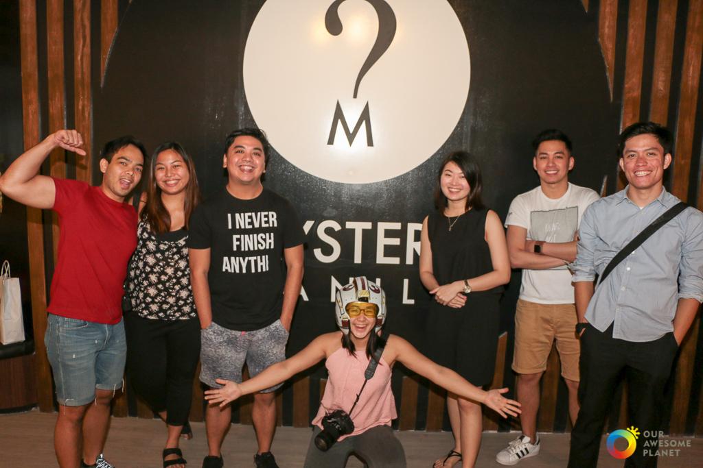 Mystery Manila: Rebel Resistance