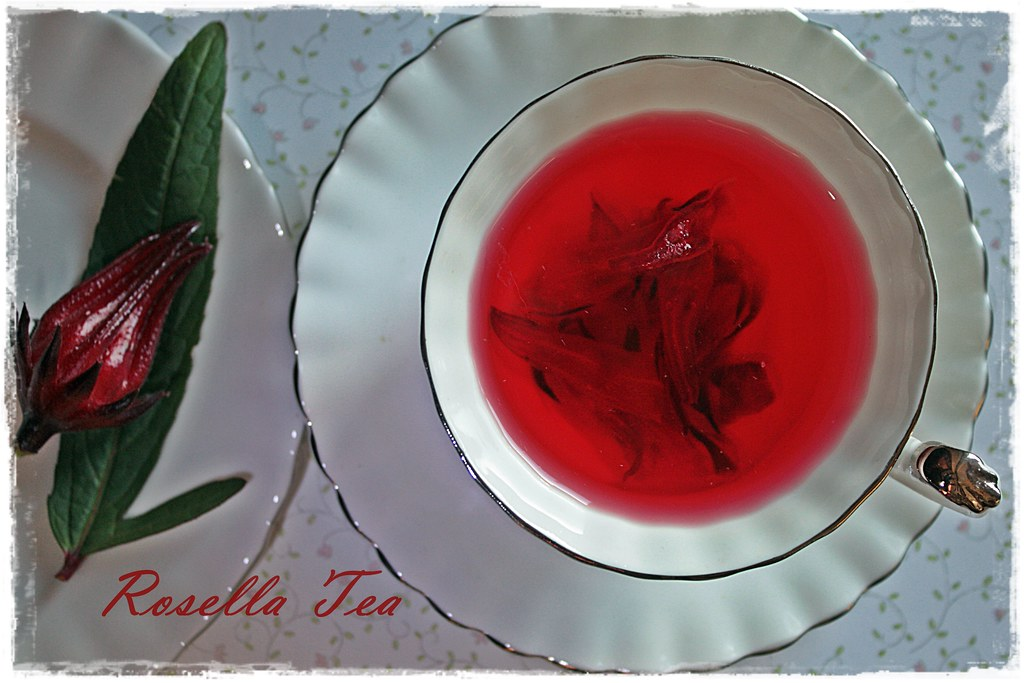 Rosella Tea | Another product from the Rosella plant is ...