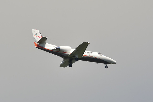 G-IPLY Cessna 550 Citation Bravo