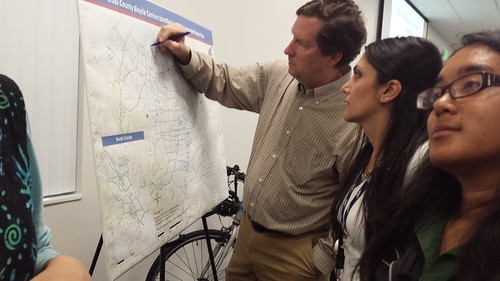 VTA BPAC Bike Plan 2015 public input workshop