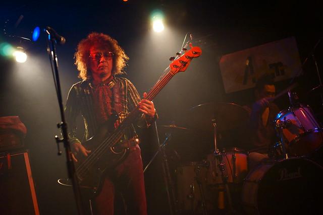 JIMISEN live at Adm, Tokyo, 09 Jun 2015. 536