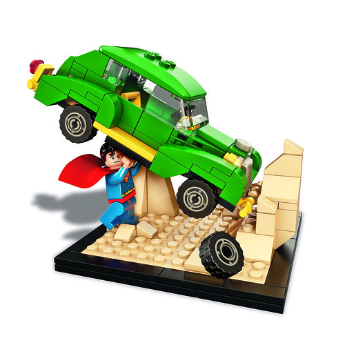 LEGO DC Comics Super Heroes Action Comics #1 SDCC 2015