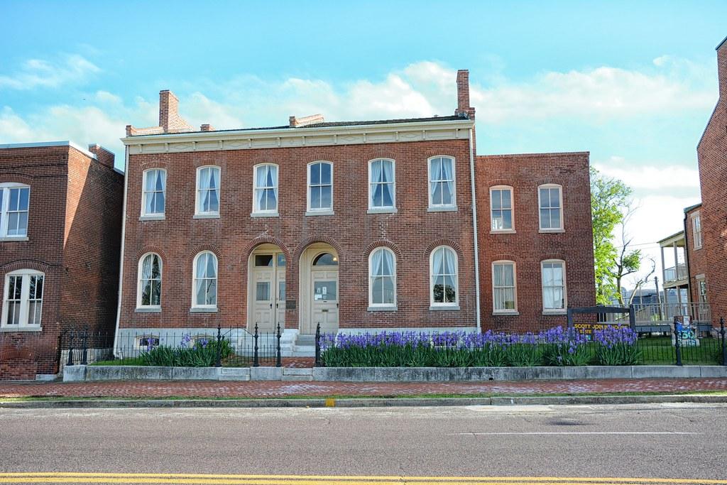 Scott Joplin Residence