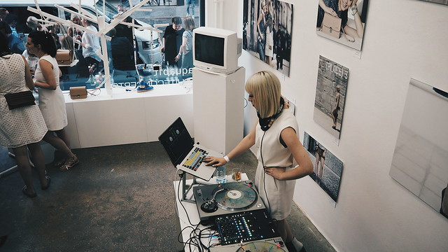 Olympus PEN generation Fashion Photography Gallery Opening BERLIN