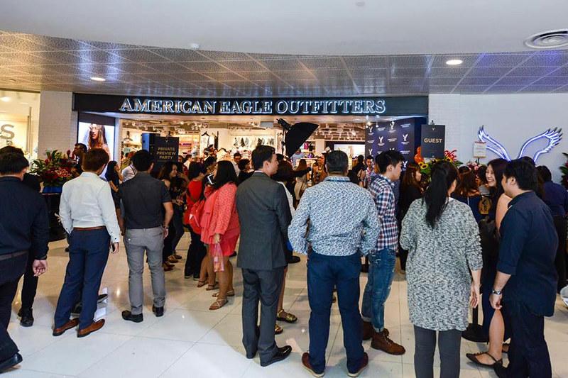 aero store opening media launch