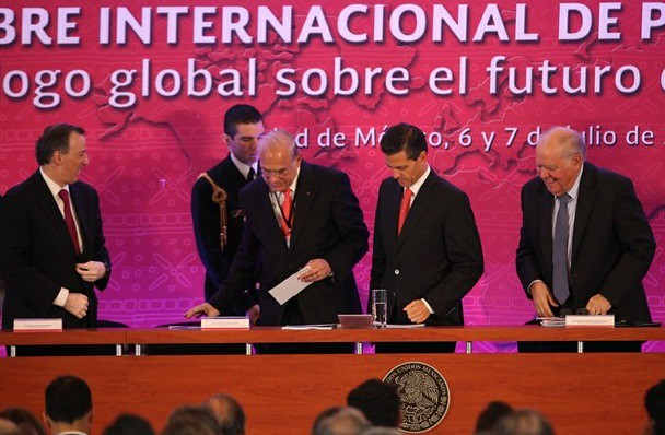 Enviará Peña iniciativa para elevar productividad en zonas de rezago