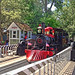 1922 narrow gauge • Cedar Point Amusement Park
