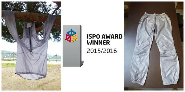 Διεθνές Βραβείο ISPO για τη χρονιά που θα φύγει.