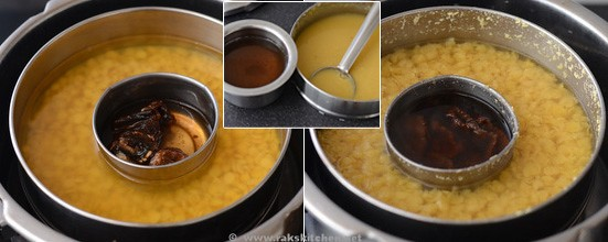 how to make capsicum sambar 1