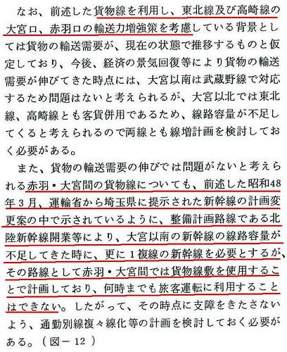 上越新幹線 新宿-大宮間ルート (25)