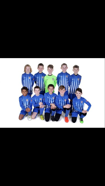 Barton Juniors U10s