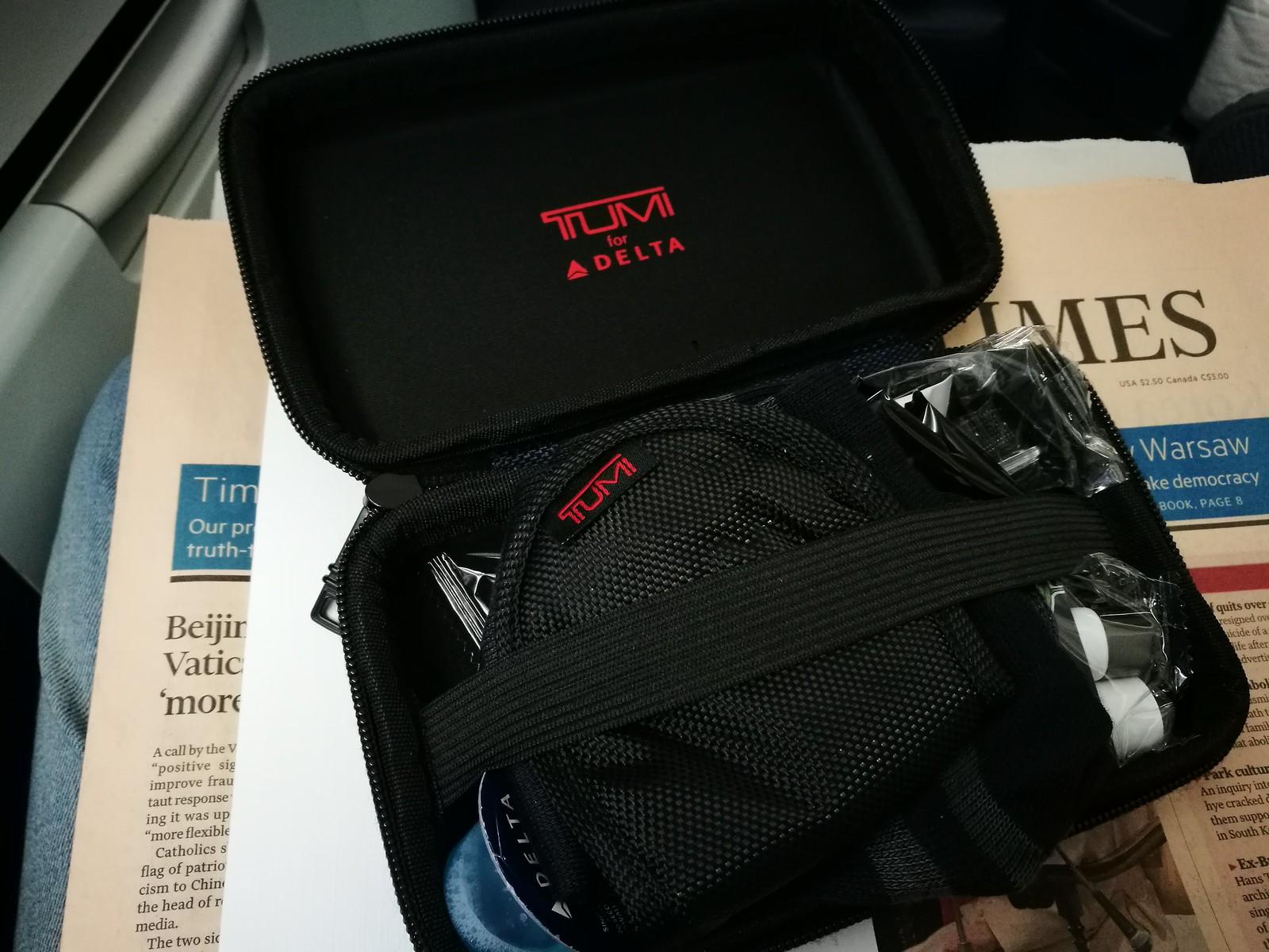 Tumi for Delta