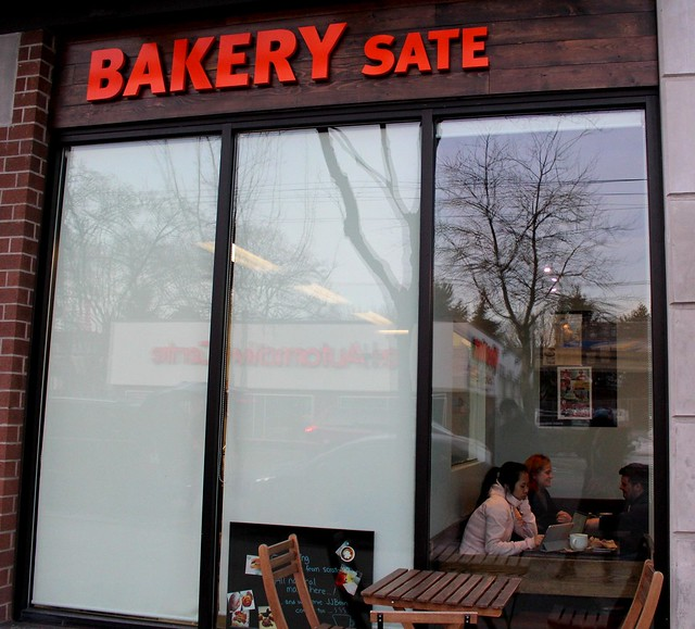 Visit To Bakery Sate After A Walk On Trout Lake