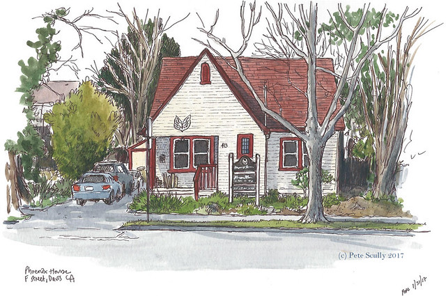 phoenix house f street davis