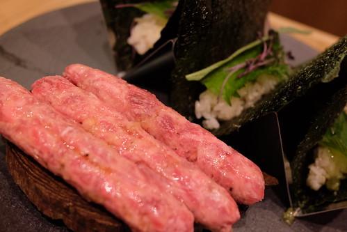牛つくね 津田沼 焼肉寿司 24