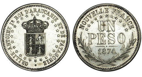 1125 Lot in 2015-06 Numismatic Auctions sale