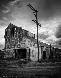 Metal Barn | by allenbr