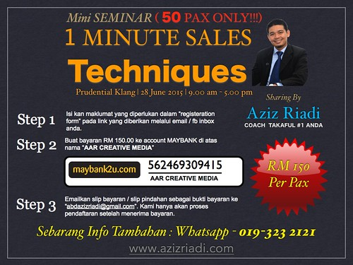 Payment Advice 1 Minute Sales Ver 2.001.001