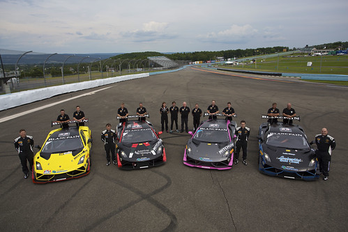 Mitchum Motorsports Lamborghini Watkins Glen Thursday 2015 3 | by Halston Pitman | MotorSportMedia