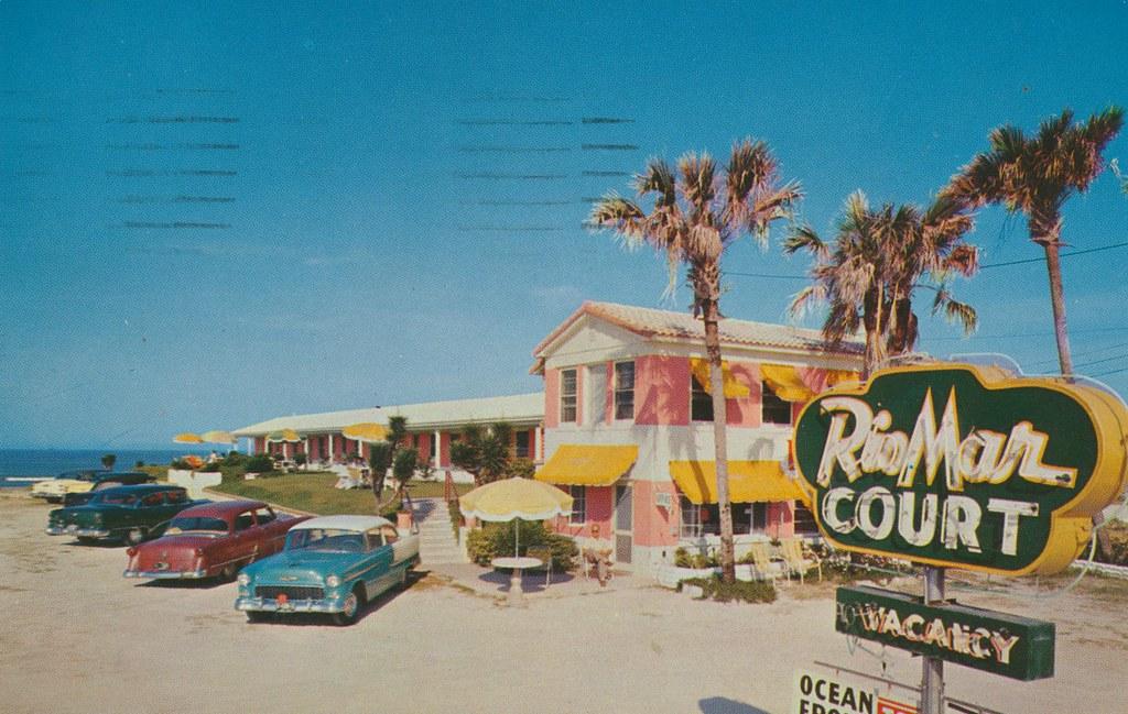 Rio Mar Court - Daytona Beach, Florida